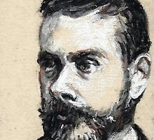 Altered II, Suspect Francis Thompson by Cameron Hampton