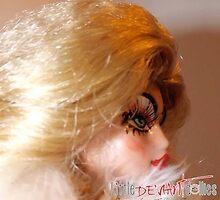 Delightful Delilah side view by deviantdolls