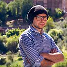 Self Portrait in Siena by MarceloPaz