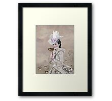 The Chattel  Framed Print