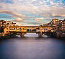 Ponte Vecchio by MarceloPaz