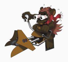 Ewok Speed Freak! by Tim Crook
