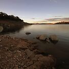 Lake Eucumbene Dusk by yolanda