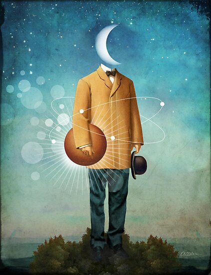 Mr. Universe by Catrin Welz-Stein