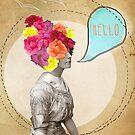 Miss Lady Bird by sandra arduini