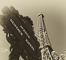 Parisian Postcard - IX by circleMstudios