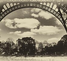 Parisian Postcard - XXI by circleMstudios