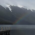 Rotoiti Rainbow by virtualkiwi