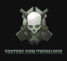 HaloFix Skull Logo by SinCitySpartan