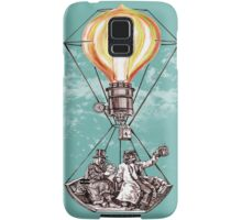 The Adventurers of the Sun and Sky Samsung Galaxy Case/Skin