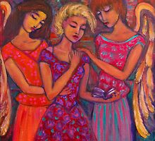 Angels Watchin' O'er Me by Barbara Holland
