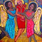 Angels Rescued Me by Barbara Holland