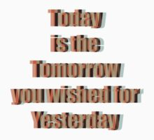 Today Tomorrow Yesterday 2 by Paul Fleetham
