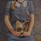 Little vintage dress by Tiarne White