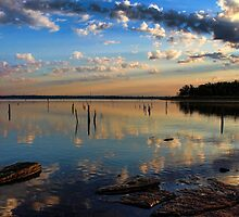 A Lovely Dawn by Carolyn  Fletcher