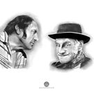 Steptoe & Son by Jody Moore