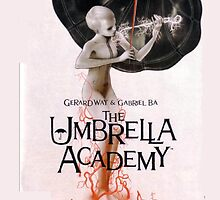Umbrella Academy by paradoxwhirl