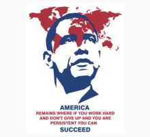 Obama USA Quote by kevin858p
