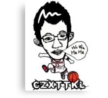 Czxttkl Canvas Print