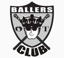 BALLERS CLUB by organiktrash