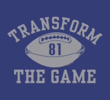 "VICT Detroit Johnson ""Transform The Game #81"" by Victorious"