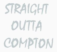 Straight Outta Compton by AshPulse