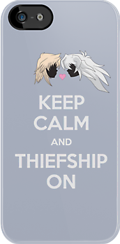 Thiefshipping by AlyOhDesign