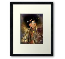 Street Wise Framed Print