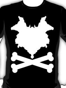 The Blot & Crossbones (White) T-Shirt