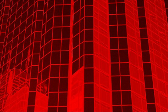 Matrix Red by artkitecture