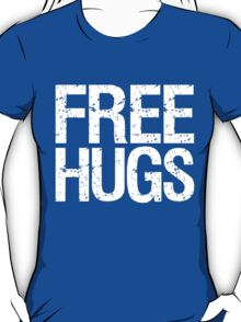 Free Hugs (White) T-Shirt
