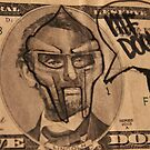 MF DOOM MONEY POSTER by BearSunglasses