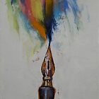 Fountain Pen by Michael Creese