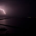 Thunderstorm by Moshe Cohen