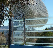 Deep Space Communication, Tidbinbilla, Australia  by DashTravels