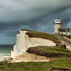 The Belle Tout Lighthouse by Larry Davis