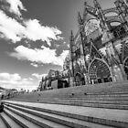 Stairway to heaven by Markus Landsmann