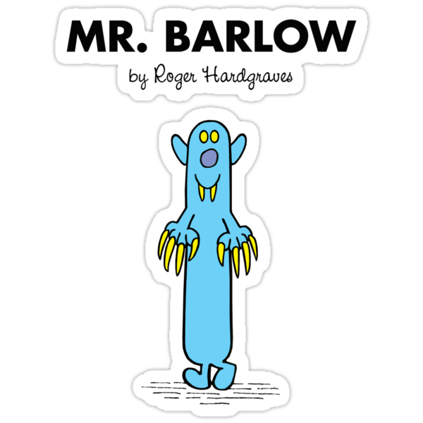 Mr. Barlow by Hypnogoria