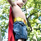 I am superman by Jennifer Barrett