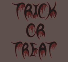 Trick or treat by Roxy J