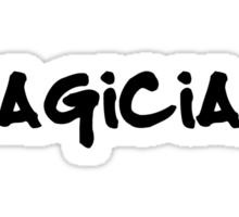 Vagician Sticker