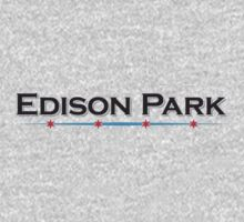 Edison Park Neighborhood Tee by Chicago Tee