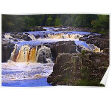 Low Force, River Tees, Upper Teesdale North England Poster