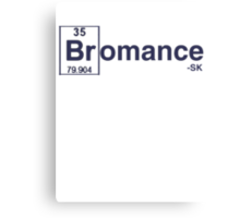 For the Bromance! Canvas Print