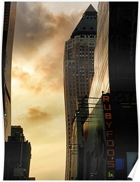 New York City Skyline by rocamiadesign