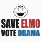 Save Elmo! by GatewayLesbian