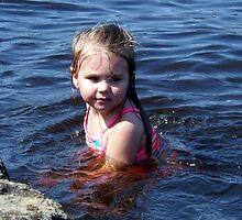 kynlie at the lake by tomcat2170