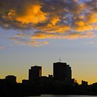Winnipeg Sunset by winnipegmike