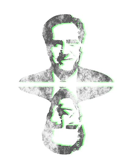 Mitt Romney vintage 2012 by Tia Knight