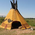 Tipi at Fort Whyte by winnipegmike